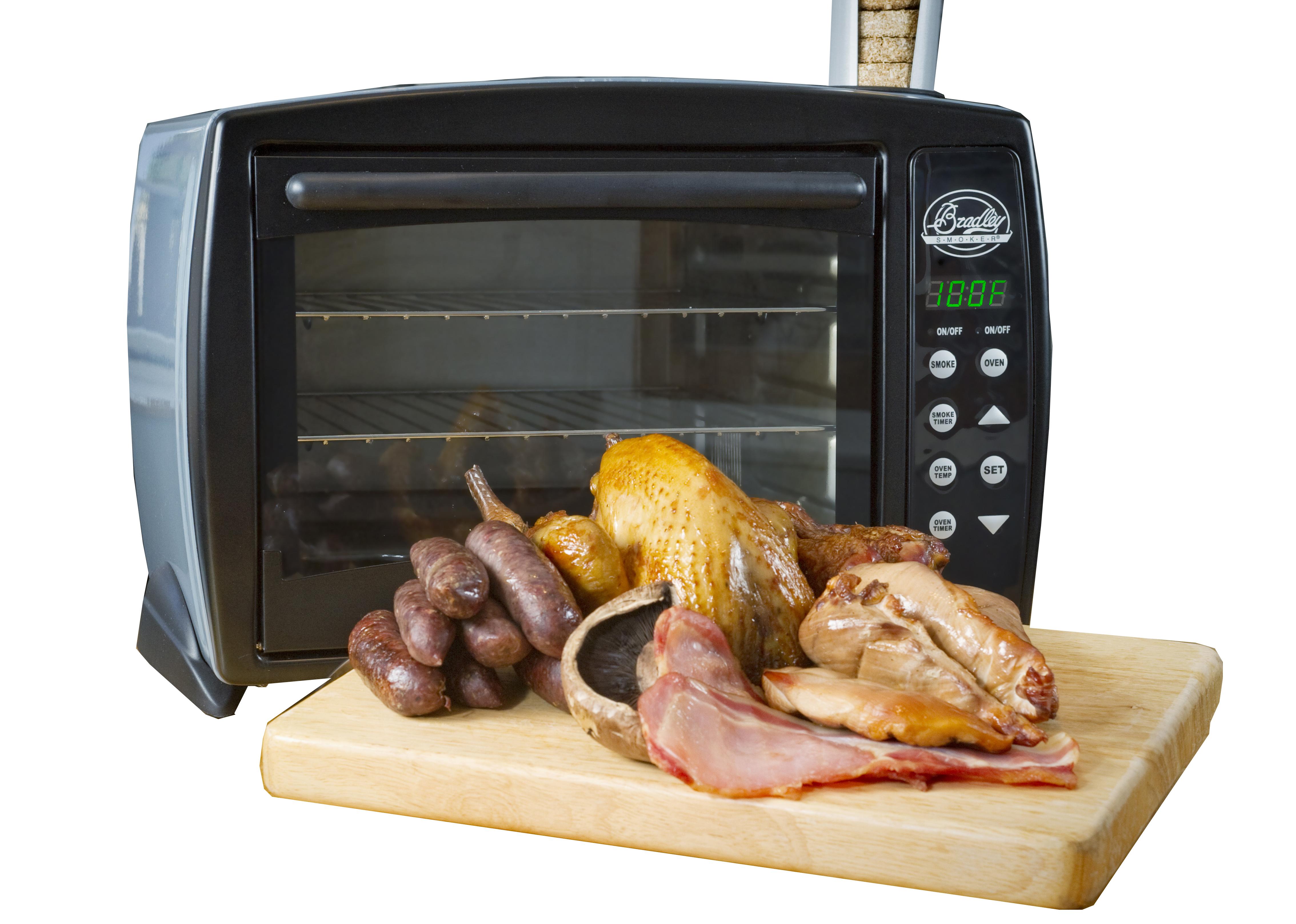 Countertop Smoker Oven : Countertop Smoker